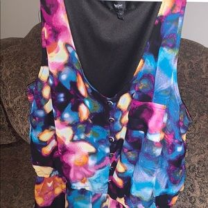 Mossimo High Low Dress NWOT